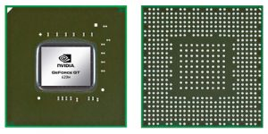 NVIDIA GeForce 620M