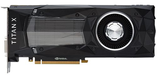 Geforce TITAN X Pascal