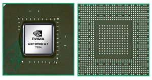 NVIDIA GeForce GT 730M