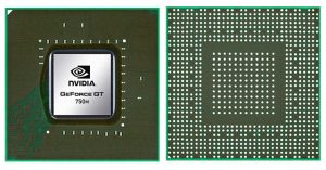 NVIDIA GeForce GT 750M