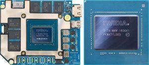 NVIDIA Quadro RTX 3000 Mobile
